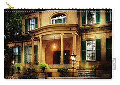 Historic Carriage House Carry-all Pouch
