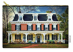 Historic Isaac Stover House  Carry-all Pouch