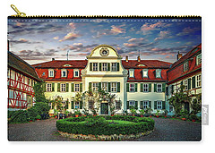 Historic Jestadt Castle Carry-all Pouch
