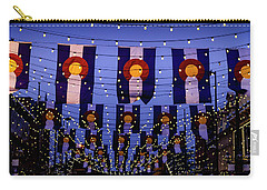 Historic Larimer Square Denver Carry-all Pouch