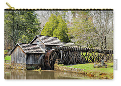 Historic Mabry Mill In Early Spring Carry-all Pouch