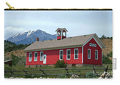 Historic Maysville School In Colorado Carry-all Pouch