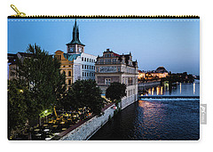 Historic Prague Carry-all Pouch
