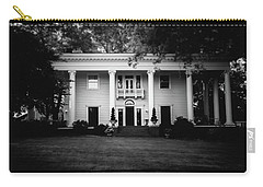 Carry-all Pouch featuring the photograph Historic Southern Home by Doug Camara
