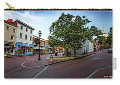Historic Streets Carry-all Pouch