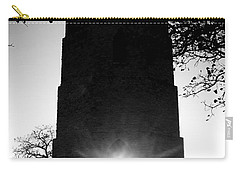 Historical Water Tower At Sunset Carry-all Pouch