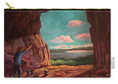 History Of Art Carry-all Pouch