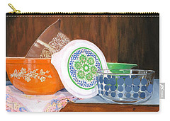 History Of Pyrex Carry-all Pouch