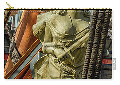 Carry-all Pouch featuring the photograph Hms Surprise by Bill Gallagher
