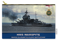 Hms Warspite Carry-all Pouch