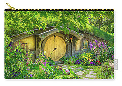 Hobbit Cottage Carry-all Pouch