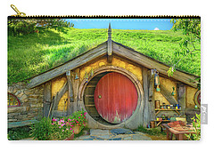 Hobbit House Carry-all Pouch by Racheal Christian