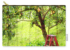 Hobbit Pear Tree Carry-all Pouch