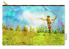 Hobbit Scarecrow Carry-all Pouch