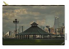 Hoboken, Nj -pier A Park Gazebo Carry-all Pouch