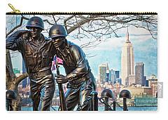 Hoboken War Memorial Carry-all Pouch