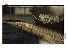 Carry-all Pouch featuring the photograph Hocus Pocus by Robin-Lee Vieira