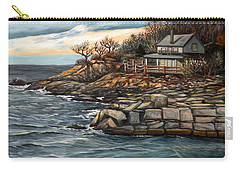 Hodgkins Cove Gloucester Ma Carry-all Pouch