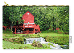 Hodgson Water Mill Carry-all Pouch by Cricket Hackmann