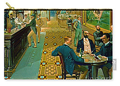 Hoffman House Bar 1890 Carry-all Pouch