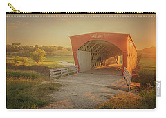 Hogback Covered Bridge Carry-all Pouch