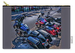Hogs On 7th Ave Carry-all Pouch