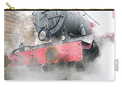 Carry-all Pouch featuring the photograph Hogwarts Express Train by Juergen Weiss