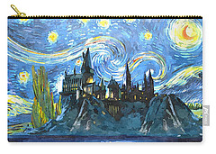 Hogwarts Carry-all Pouches