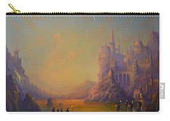 Hogwarts Castle Carry-all Pouch by Joe Gilronan