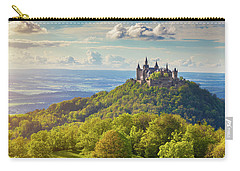 Hohenzollern Castle Sunset Carry-all Pouch