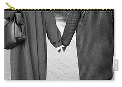 Holding Hands Friends Carry-all Pouch