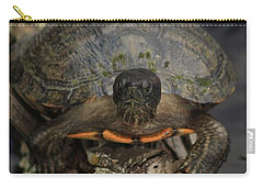 Holding On Carry-all Pouch by Kim Henderson