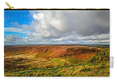 Hole Of Horcum, North York Mores, Yorkshire, United Kingdom Carry-all Pouch