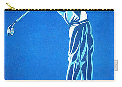 Carry-all Pouch featuring the photograph Hole In One ... by Juergen Weiss