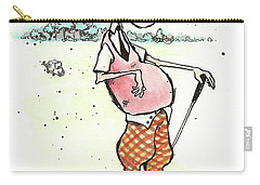 Hole In One? Carry-all Pouch by Connor Reed Crank