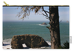Carry-all Pouch featuring the photograph Hole In One by Marie Neder