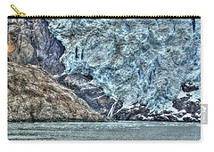 Holgate Glacier Hdr Carry-all Pouch