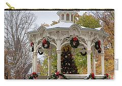 Holiday Gazebo Carry-all Pouch