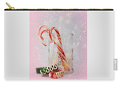 Carry-all Pouch featuring the photograph Holiday Sweets by Diane Alexander