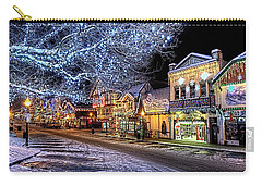 Holiday Village, Leavenworth, Wa Carry-all Pouch