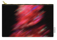Carry-all Pouch featuring the photograph Holidays by Allen Beilschmidt