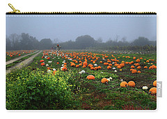 Halloween Aftermath Carry-all Pouch by Laura Ragland