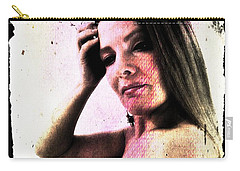 Holly 1 Carry-all Pouch by Mark Baranowski