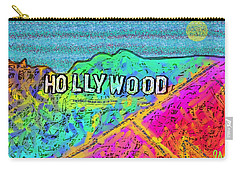 Hollycolorwood Carry-all Pouch