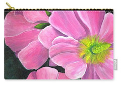 Holly's Carry-all Pouch by T Fry-Green