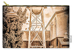 Hollywood Water Tower Carry-all Pouch