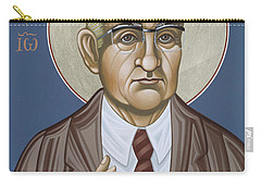 Holy Theologian Hans Urs Von Balthasar 110 Carry-all Pouch