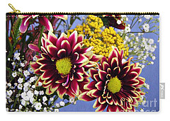 Carry-all Pouch featuring the photograph Holy Week Flowers 2017 4 by Sarah Loft