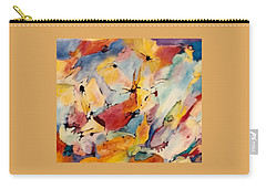 Homage A Kandinsky Carry-all Pouch