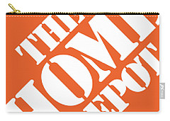 Home Depot T-shirt Carry-all Pouch by Herb Strobino